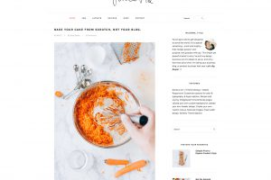 The Foodie Pro Theme